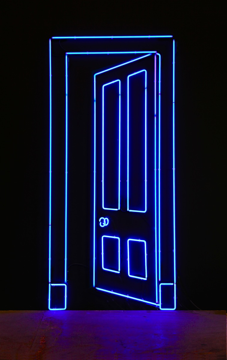 Image Number 21 Of Neon Door ...\\\\\\\