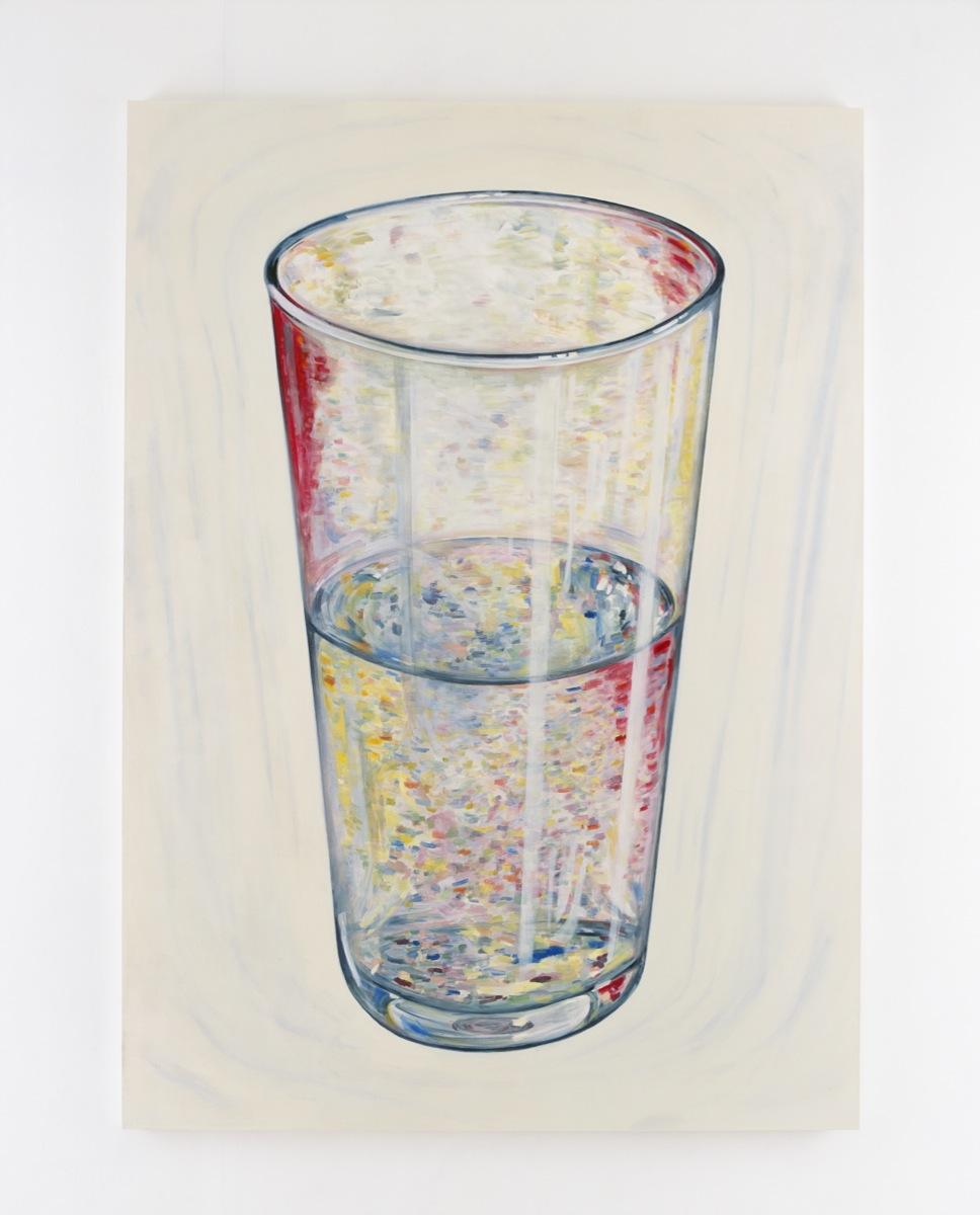Gavin Turk | Vache glass